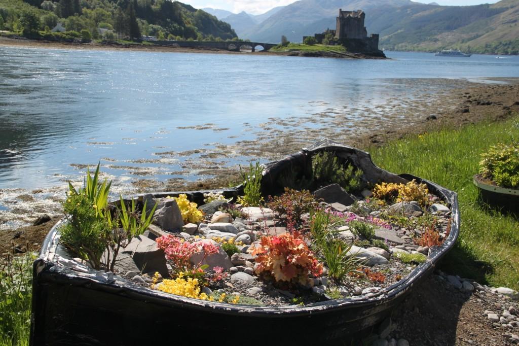 Skotland Eilean Donan Castle 07-06-2013 10-35-13