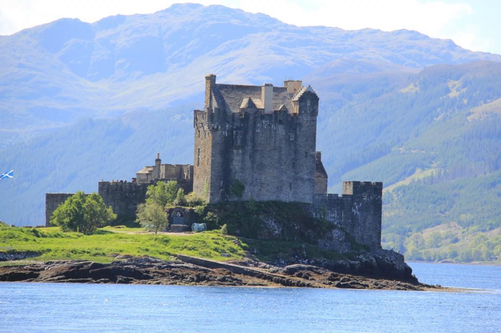 Skotland Eilean Donan Castle 07-06-2013 10-36-17