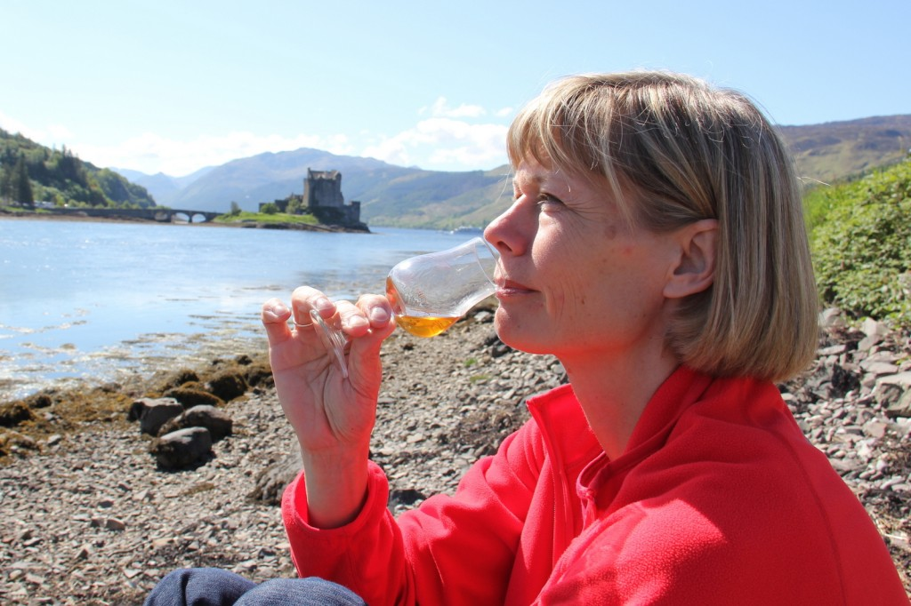 Skotland Eilean Donan Castle 07-06-2013 10-39-52
