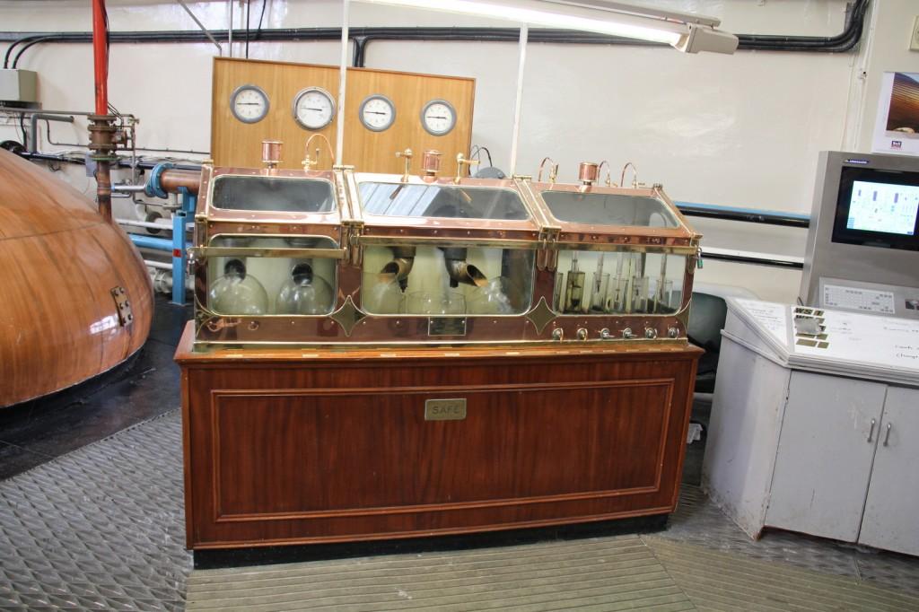 Skotland Glenfarclas Distillery 04-06-2014 10-54-22