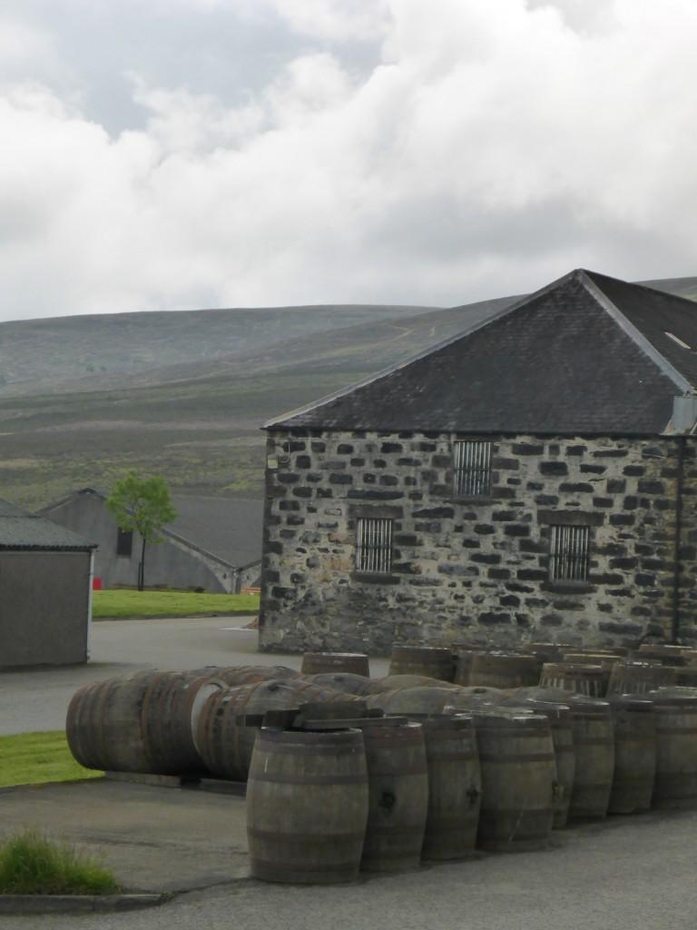 Skotland Glenfarclas Distillery 04-06-2014 10-55-59