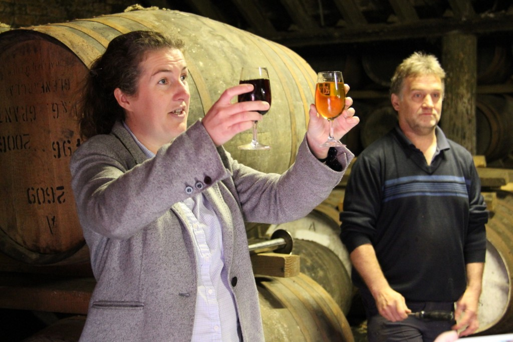 Skotland Glenfarclas Distillery 04-06-2014 11-10-33