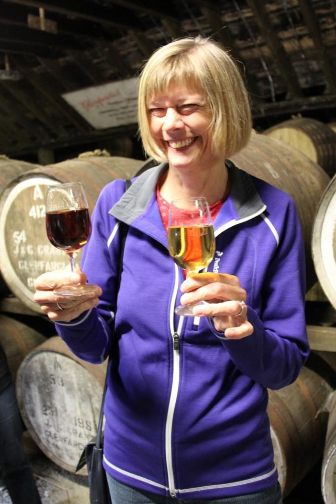 Skotland Glenfarclas Distillery 04-06-2014 11-13-29