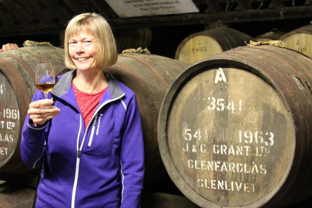 Skotland Glenfarclas Distillery 04-06-2014 11-26-001