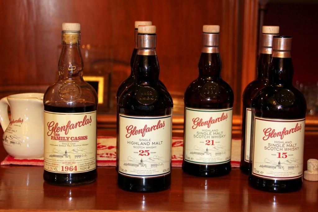 Skotland Glenfarclas Distillery 04-06-2014 11-48-45